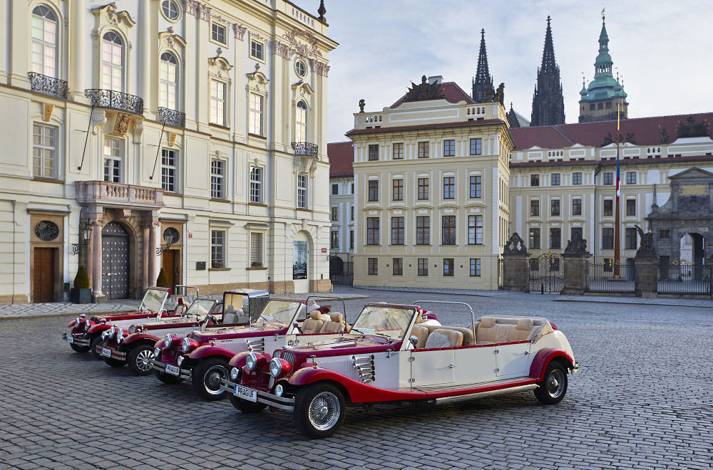 Our Historical Cabriolets