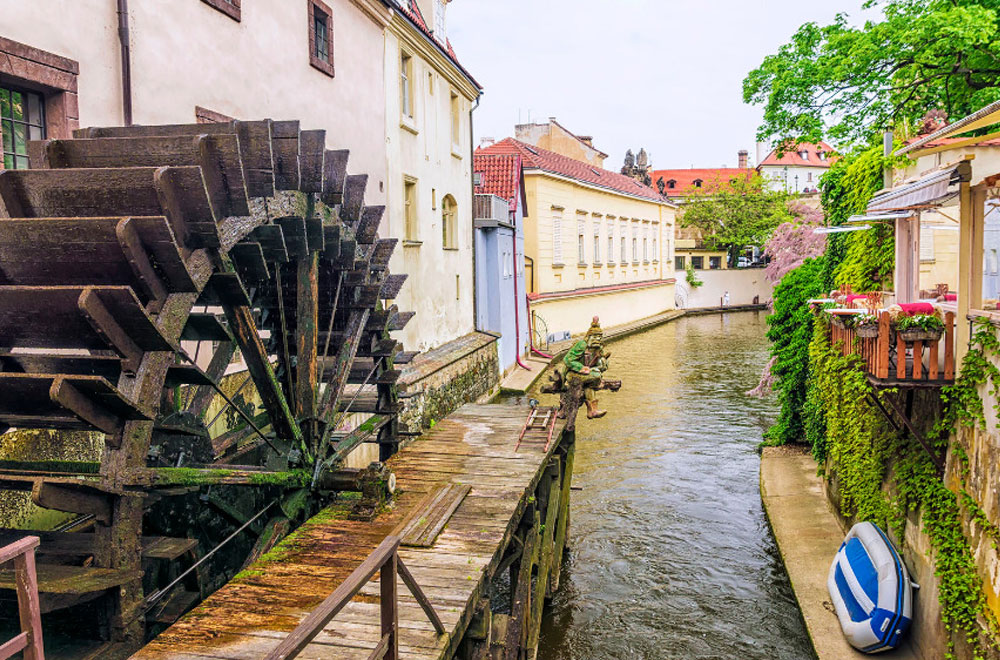 Canal Čertovka