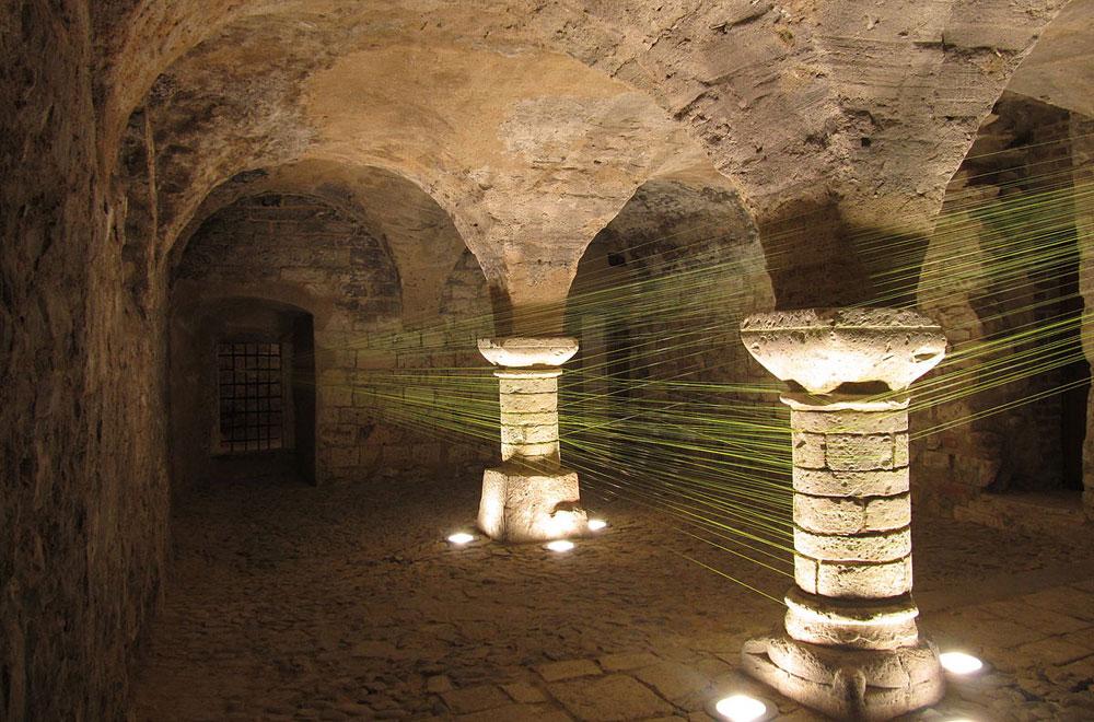 Prague's underground