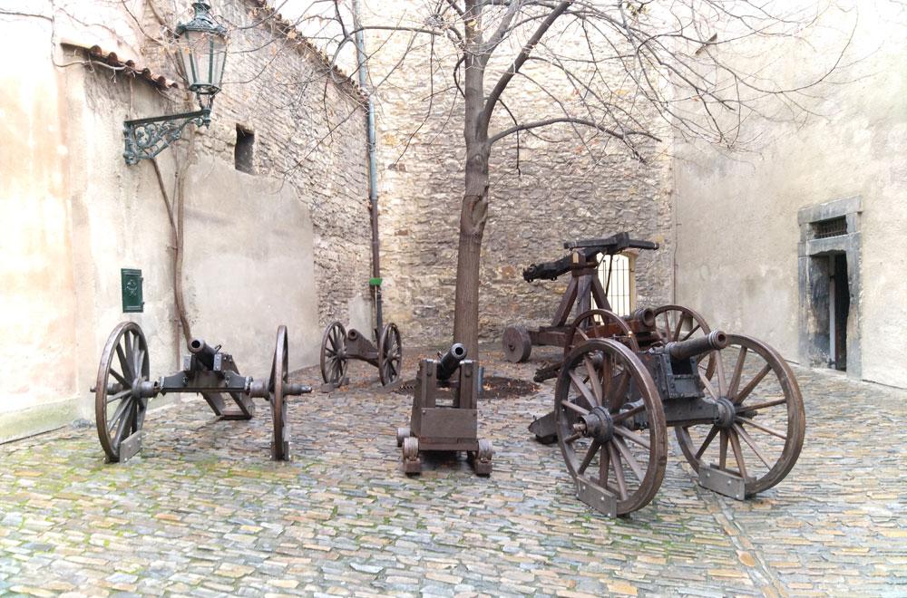 Středověká děla