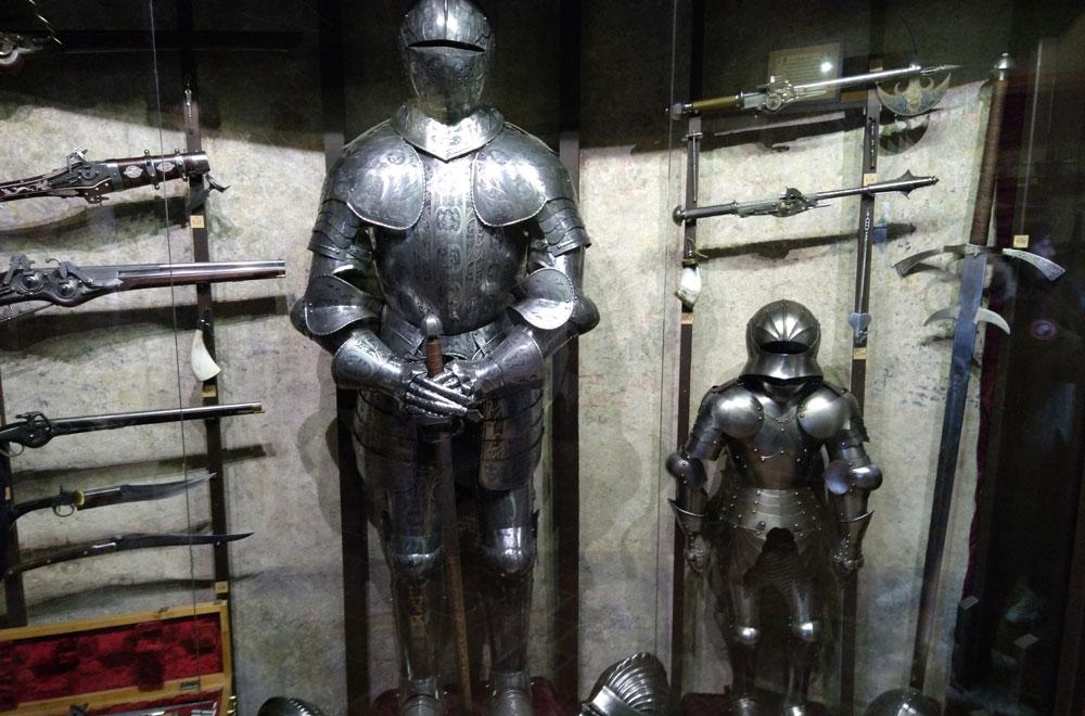 Středověká zbrojnice