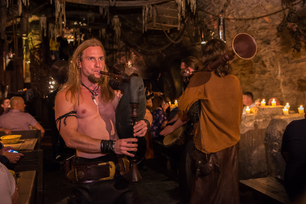 Historical Fantasy Show
