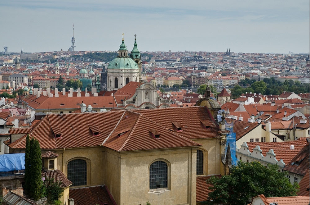 Stunning Views of Prague